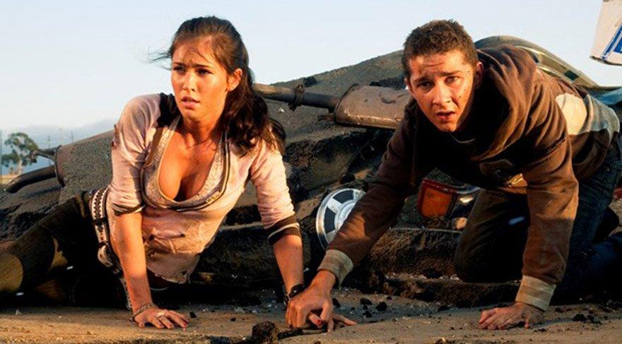 Transformers filminin yıldızı Shia LaBeouf tutuklandı
