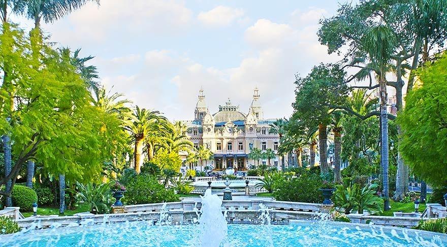 Kendi küçük çapı büyük bir ülke: Monaco