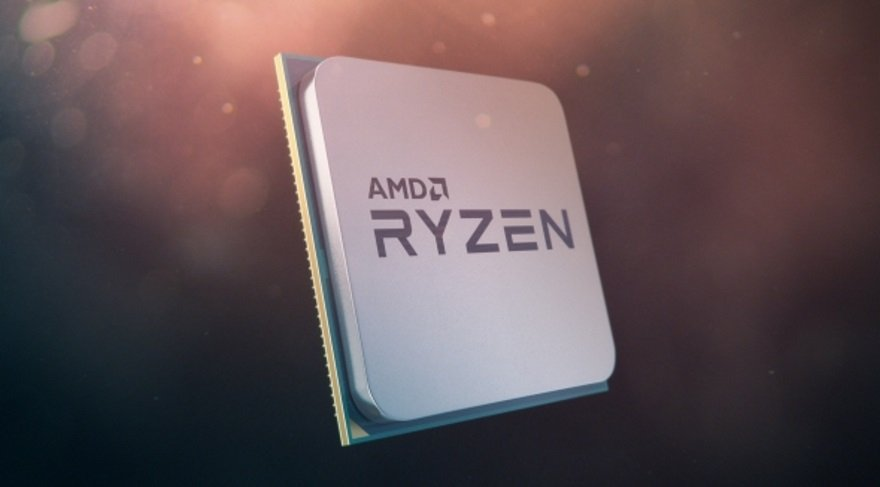AMD Ryzen 3 serisi işlemciler Ağustos'da piyasada