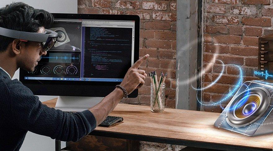 Artırılmış gerçeklik gözlüğü yapay zekayla birleşiyor: HoloLens
