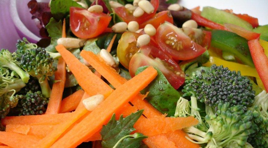 Beyninizi çalıştırmak için ideal beslenme Akdeniz usulü