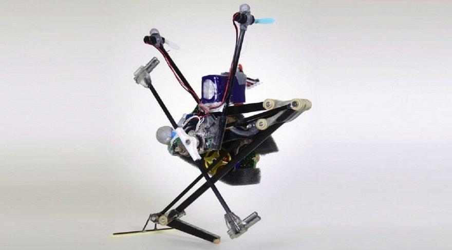Robot teknolojisi ilerliyor: İşte zıplayan robot !