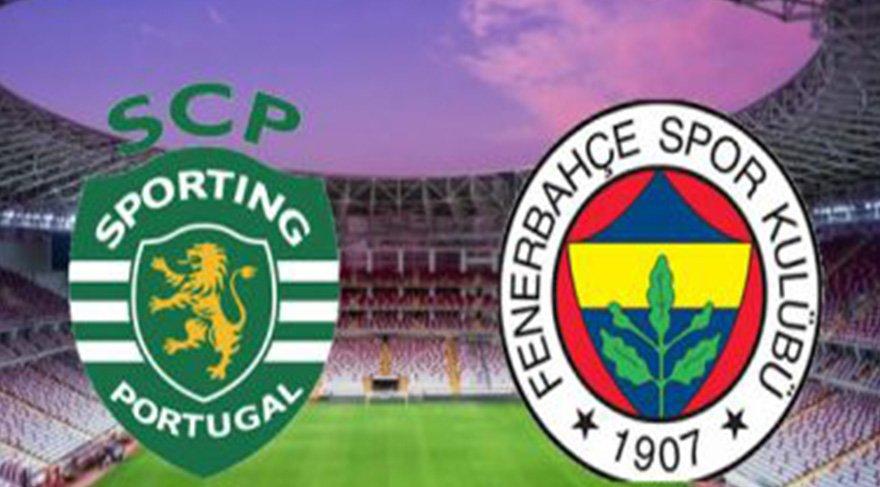 Fenerbahçe – Sporting Lizbon hazırlık maçı ne zaman, hangi kanalda, saat kaçta?