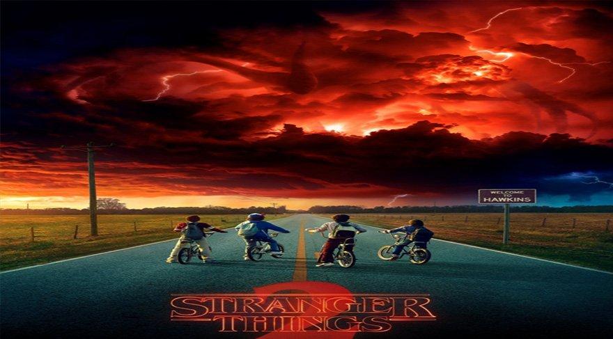 Stranger Things 2. Sezon yeni fragmanı yayınlandı! Yeni sezon ne zaman başlıyor?