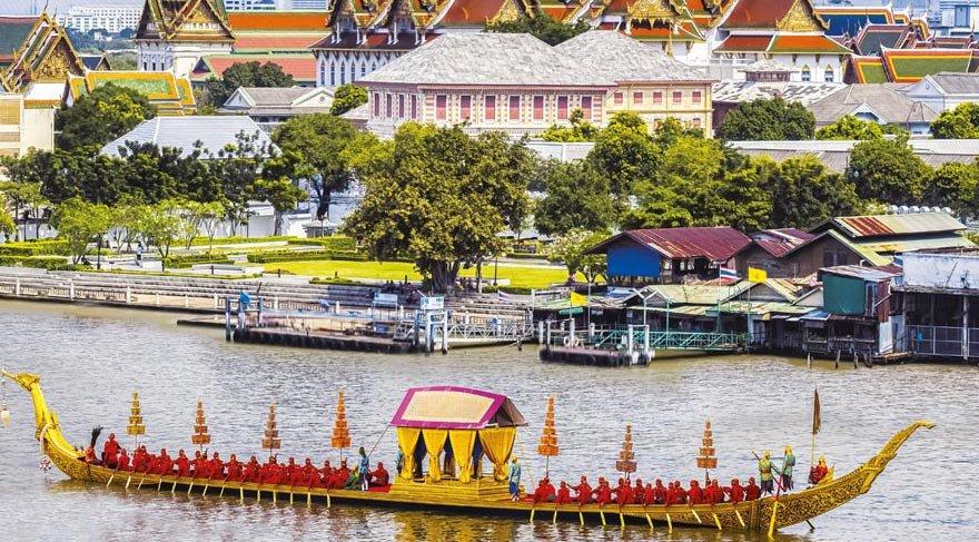 Tayland'ın kalbi Bangkok