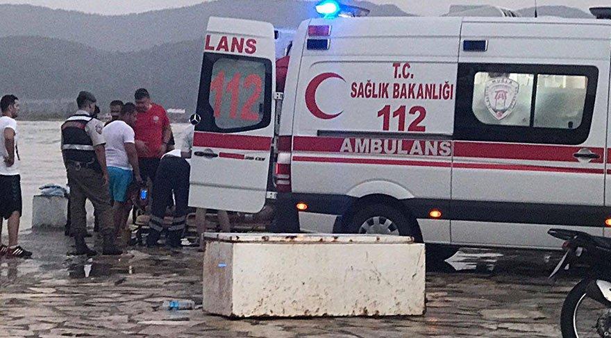 Uzman çavuş boğuldu, astsubay ağabeyini vatandaşlar kurtardı