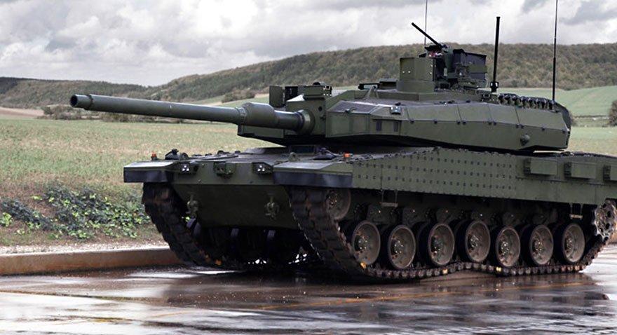 Altay tankı için üç şirkete davet