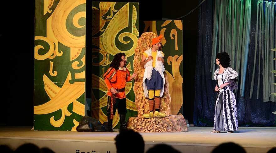 Çocuk Tiyatro Festivali başladı
