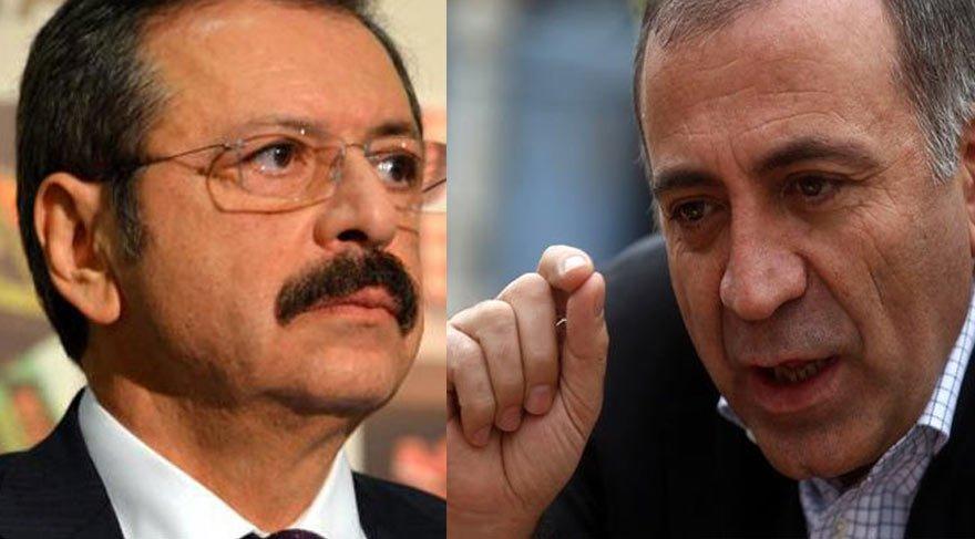 TOBB Başkanı 'devlet büyüğü' sayıldı