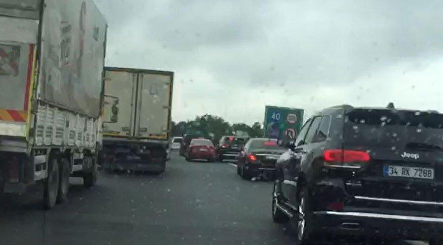 Topbaş, İstanbul trafiğine çözüm buldu!