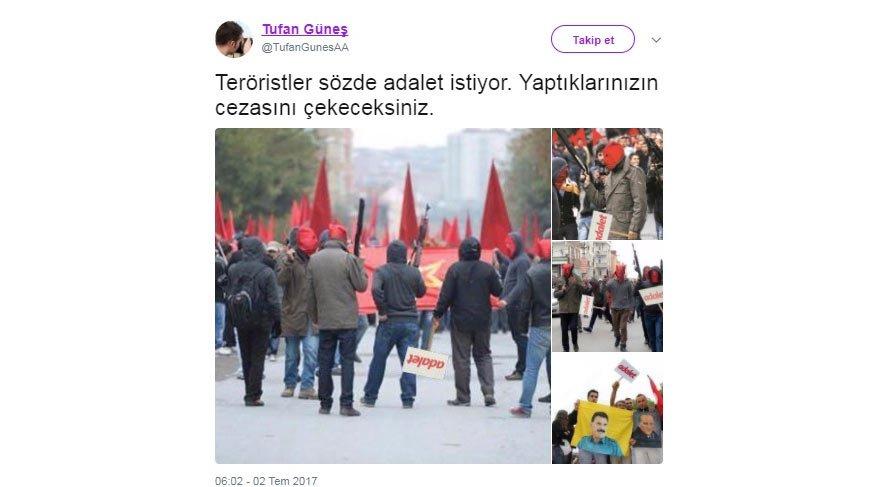 Adalet Yürüyüşü'ne tehlikeli provokasyon! CHP'den çok sert yanıt
