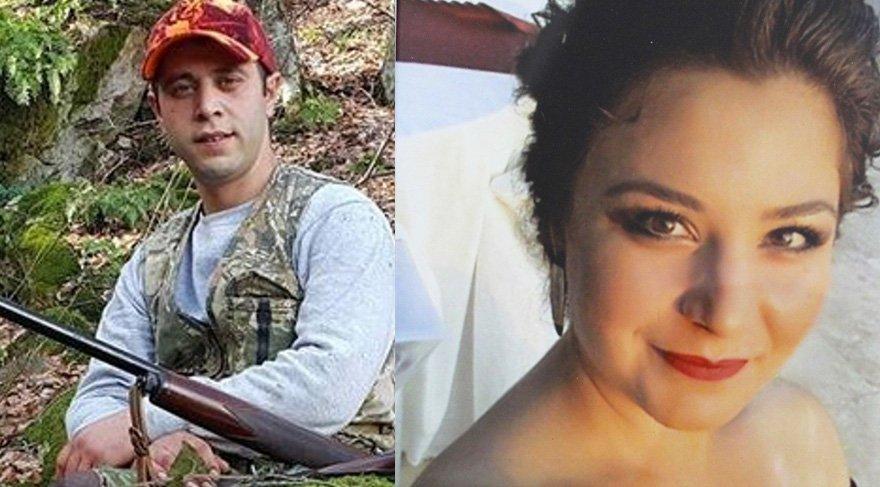 Aykut Ertunç, arkadaşlık teklifini kabul etmeyen, Tuğçe Uludağ'ı, evine giderken tüfekle ateş ederek öldürmüştü.