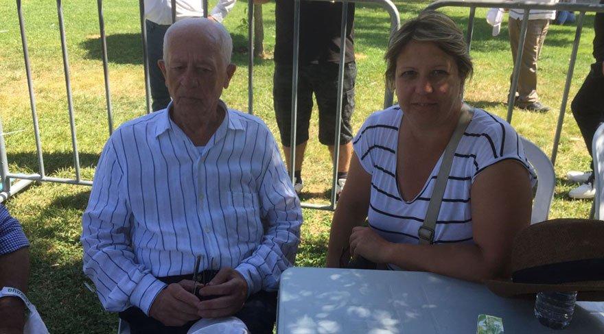 Emekli Orgeneral Tuncer Kılınç'tan Adalet Yürüyüşü açıklaması
