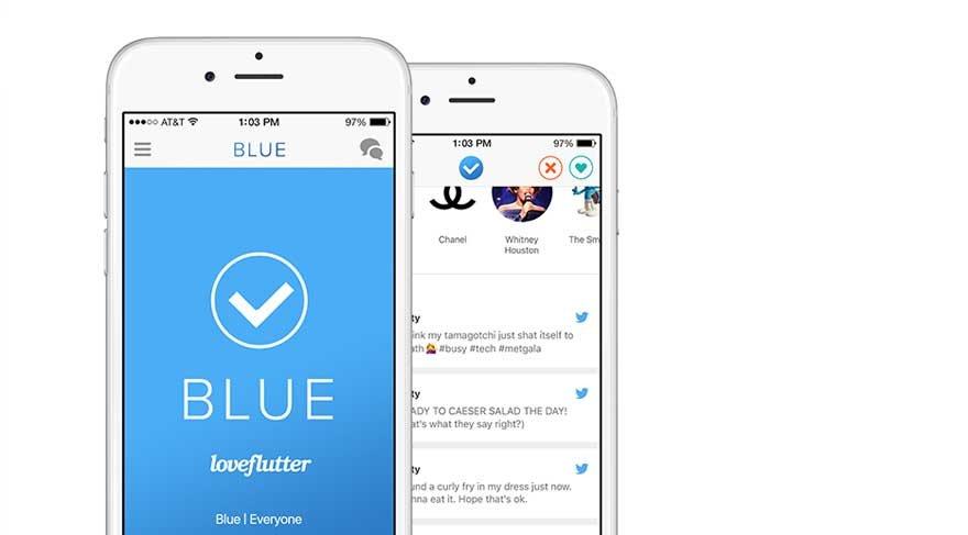 Twitter'da onaylanmış hesaplar için arkadaşlık servisi!