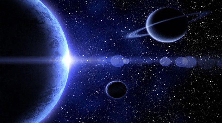 Uzaydan mesaj var! Hey dünyalı orada mısın?