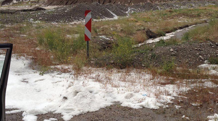 Çaldıran-Muradiye karayolunda bomba alarmı