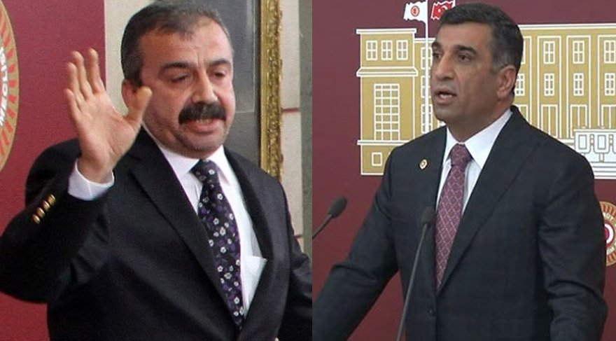 Meclis'in dünkü oturumunda HDP'li Önder ile CHP'li Erol arasında 'Kandil' tartışması yaşandı.