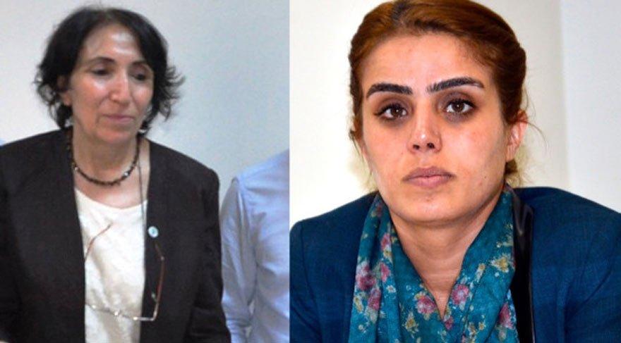 2 HDP'li vekil hakkında yakalama kararı