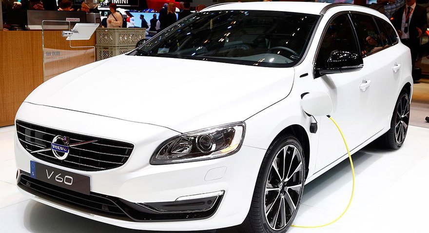 Volvo 2019'dan itibaren elektrikli olacak