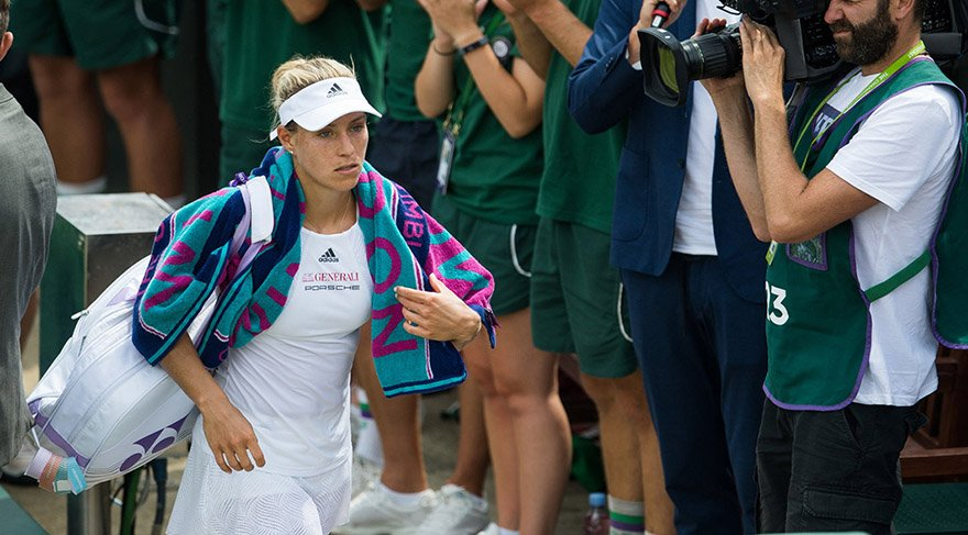 Muguruza, Dünya 1 numarası Kerber'i Wimbledon'dan eledi! Garbine Muguruza kimdir?