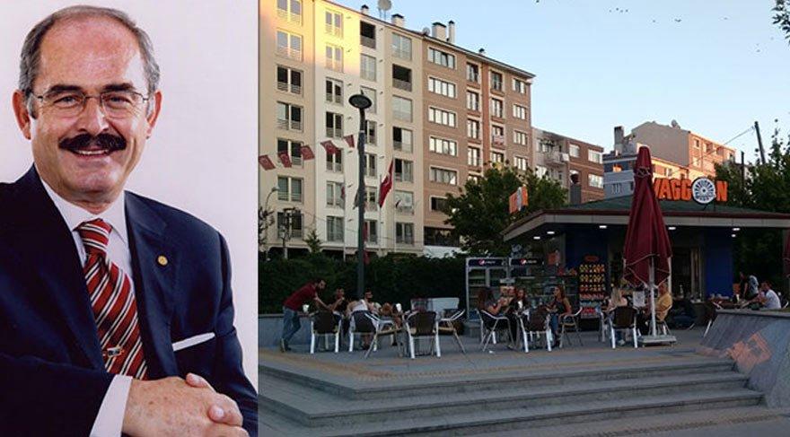 Son Dakika haberi: Eskişehir Büyükşehir Belediye Başkanı Yılmaz Büyükerşen'e saldırı