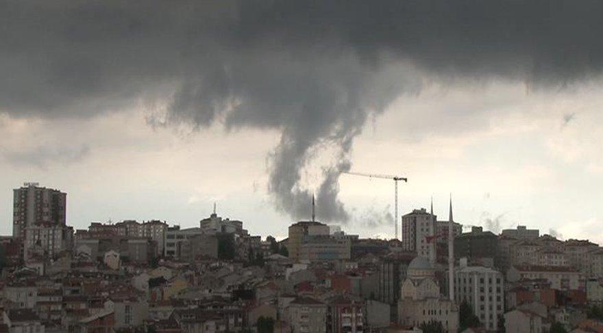 Meteoroloji, İstanbul'da yağmur için tarih verdi