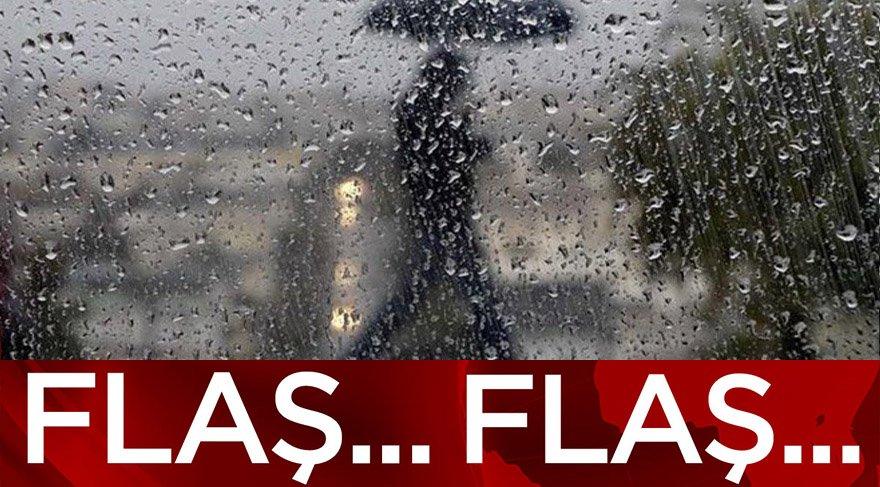Meteoroloji İstanbul'da kuvvetli yağmur bekliyor! Yağmur saat kaçta başlayacak? (Hava durumu 27 Temmuz)