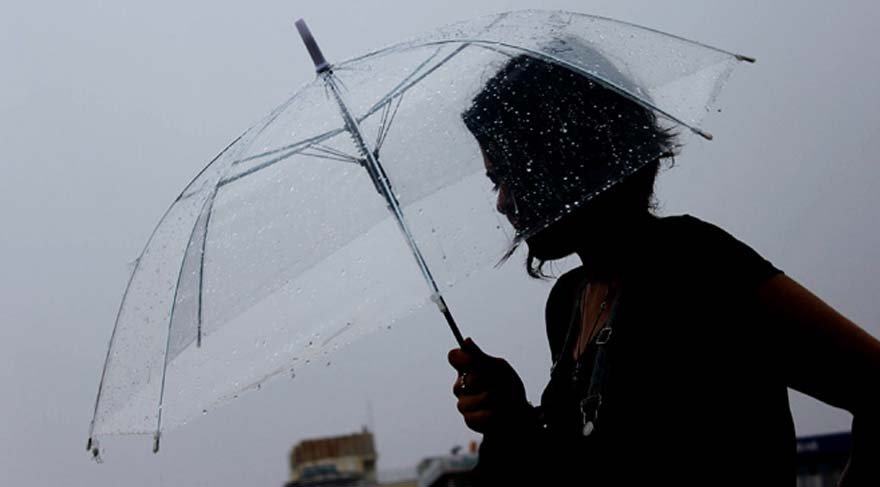 Meteoroloji'den hava durumu uyarısı: Adım adım tırmanacak (17 Temmuz)