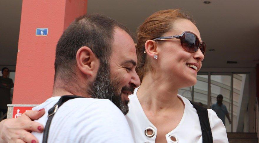 'Yerim Destanınızı' diyen Yeliz Koray serbest!
