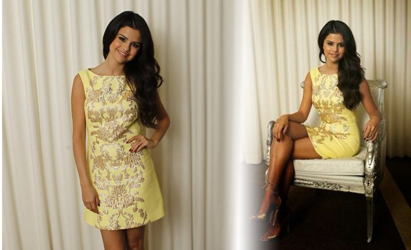 Selena Gomez'i makyajsız görenler tanımakta zorlandı
