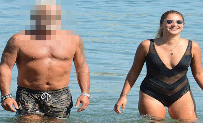 Survivor Berna Keklikler Sevgilisi ile tatilde