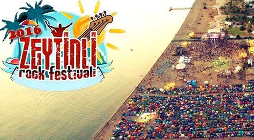 Zeytinli Rock Festivali programı belli oldu