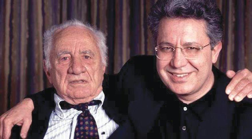 """LİVANELİ'NİN İLMİNDE ROL ALDI Zülfü Livaneli, """"Elia, 1988'de çektiğim Sis adlı filmimde rol aldı. Bu çapta bir yönetmen için büyük bir alçakgönüllüktü"""" dedi."""