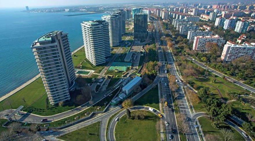 Ataköy'de konut metrekare fiyatları 24 bin TL'yi buldu