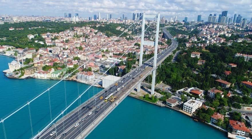 Köprüdeki çalışmalar planlanandan önce bitti
