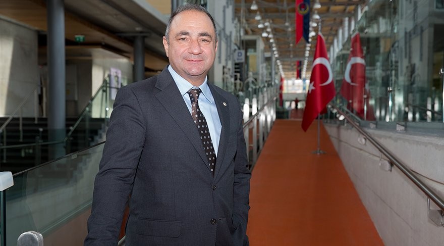 Kolejli İşadamları Derneği Başkanı M. Hakan Çınar