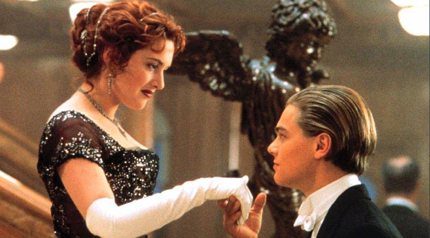 Titanic'in Çifti 20 yıl aradan sonra bir arada
