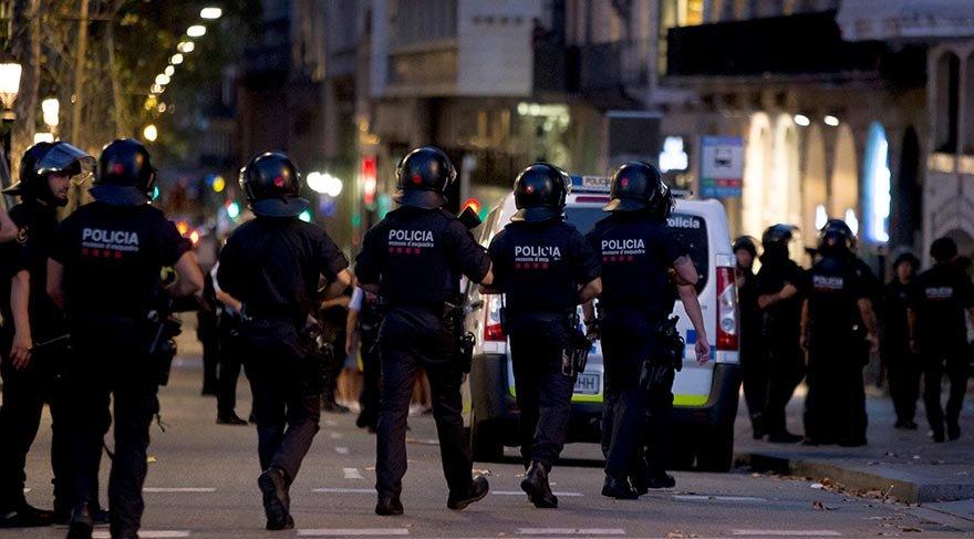 Barcelona saldırısının baş şüphelisi öldürüldü
