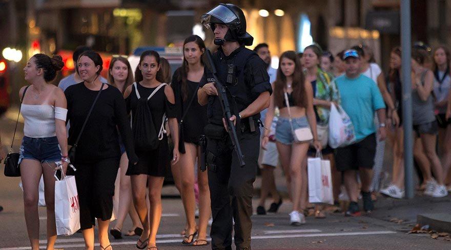 Türk lokanta sahibi Barcelona'da faciayı önledi