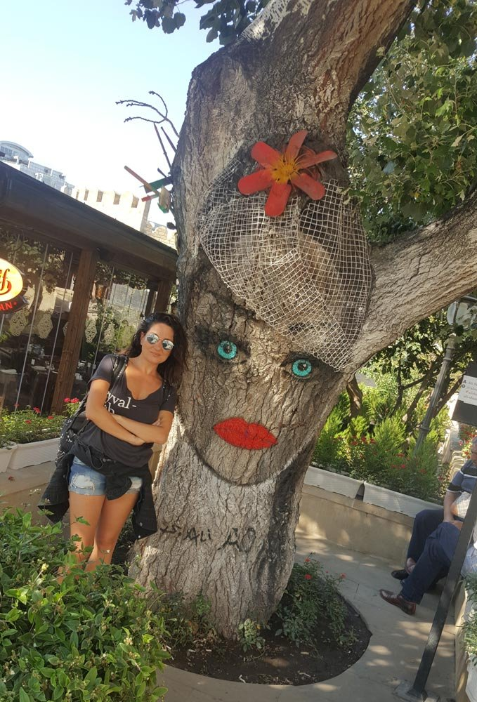 Hayata yeniden dönen o ünlü ağaç...