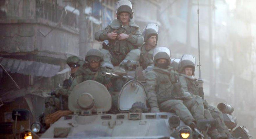 Rusya'dan, Suriye'deki Rus askeri varlığı hakkında açıklama