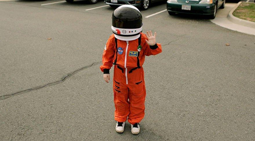 9 yaşında NASA'ya iş başvurusunda bulundu