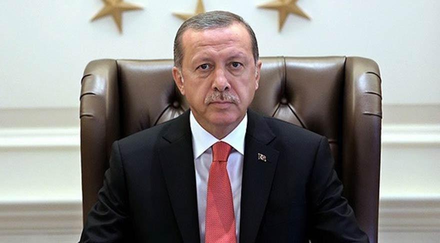 Erdoğan'dan İspanya'ya taziye mesajı
