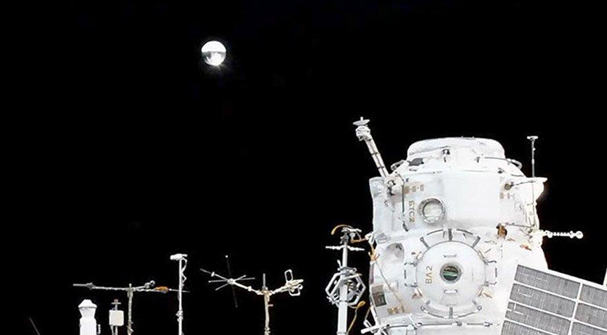 Dünyanın 3 boyutlu yazıcıyla yapılmış 'ilk' uydusu artık uzayda