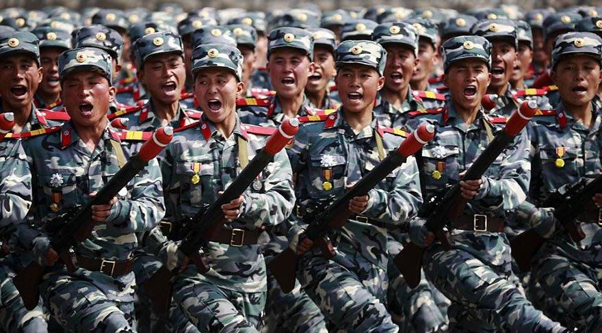 Kuzey Kore'den ABD'ye saldırı açıklaması: Guam'a saldırı hazırlığımız var