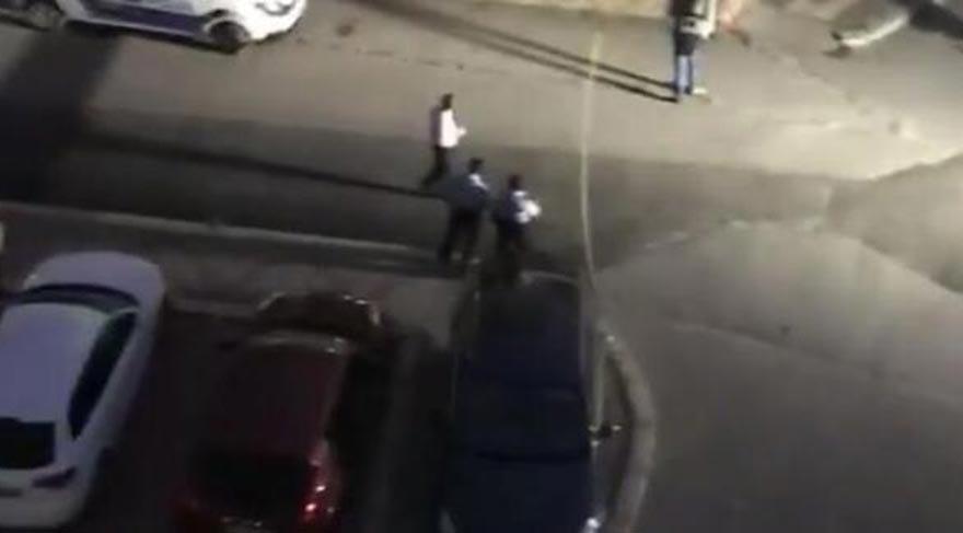 Yan baktın kavgası: İki kişi bıçaklandı