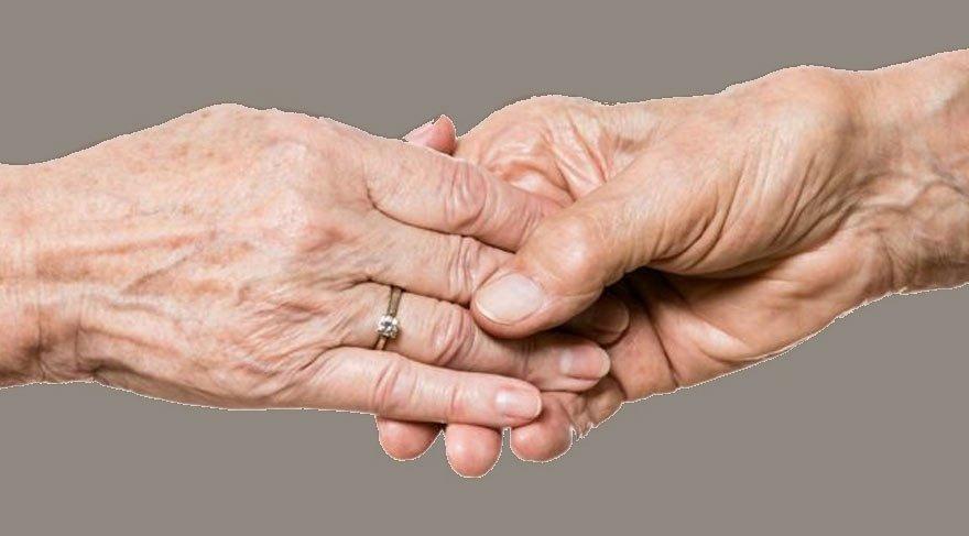 65 yıldır evli çift yaşamlarına son verdi!