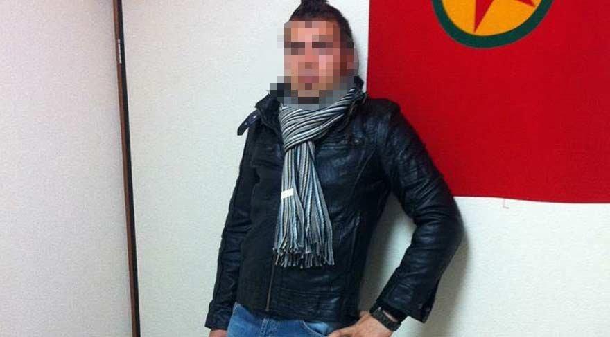 PKK'nın kuryesi 800 bin Lira'yla yakalandı