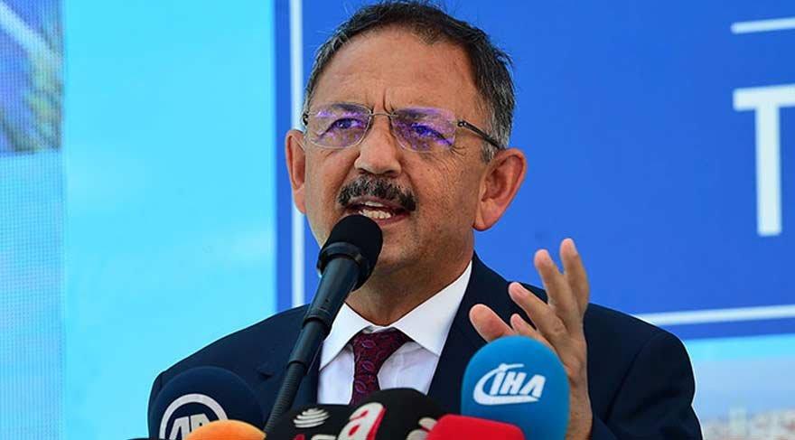 Bakanı Özhaseki depremle ilgili korkutucu rakamları açıkladı!