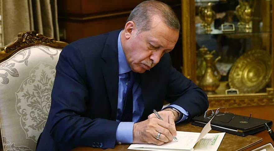 Erdoğan'dan üç üniversiteye yeni rektör!